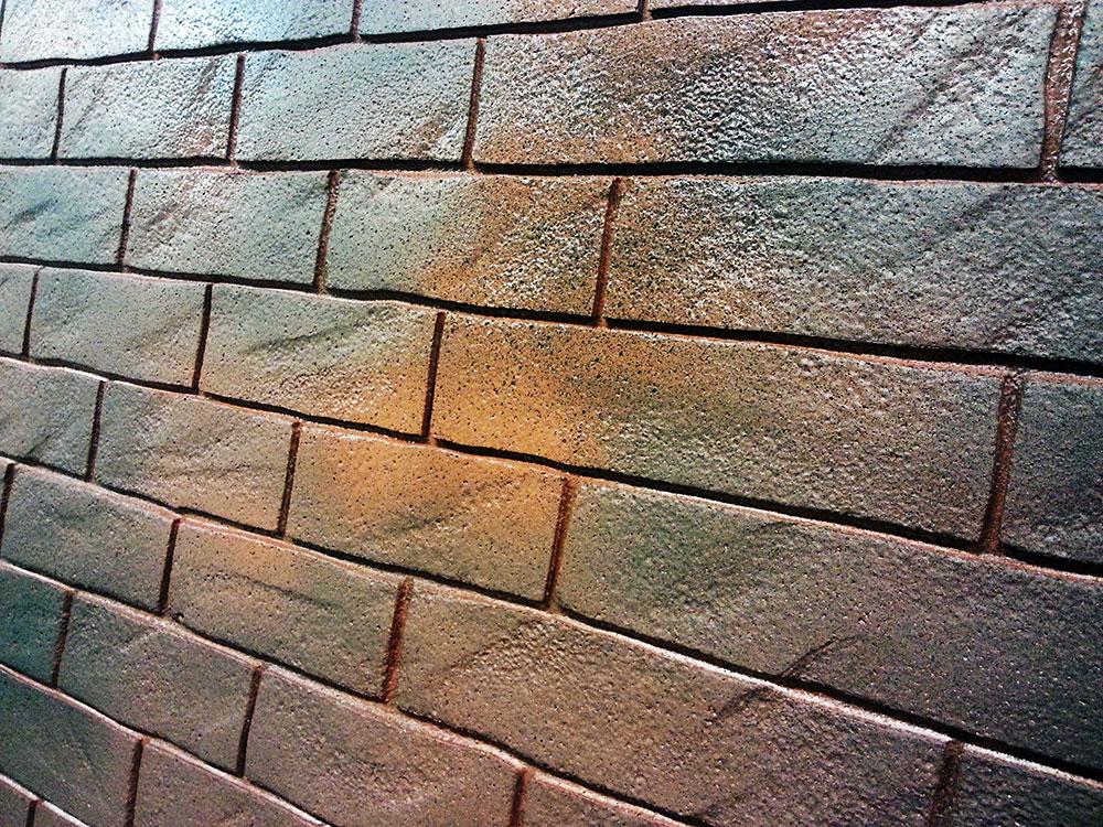Mattoni per pareti esterne great immag immag immag immag with mattoni per pareti esterne - Piastrelle finto mattone ...